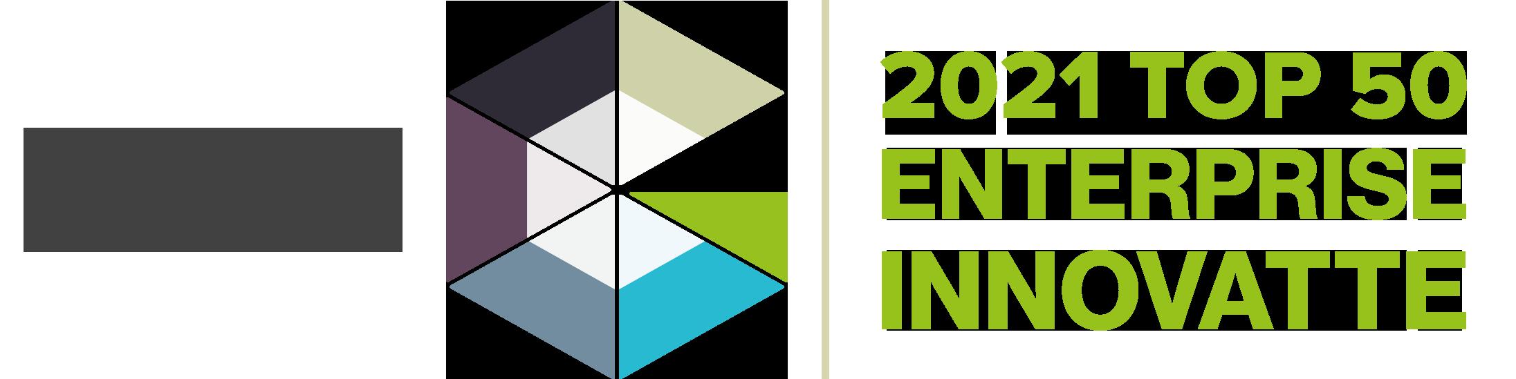 Top 50 Enterprise Innovante - 2021 GRIT